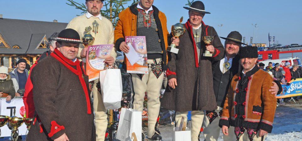 Wyniki Kumoterek na Rusińskim Wierchu w ramach 45. Góralskiego Karnawału w Bukowinie Tatrzańskiej