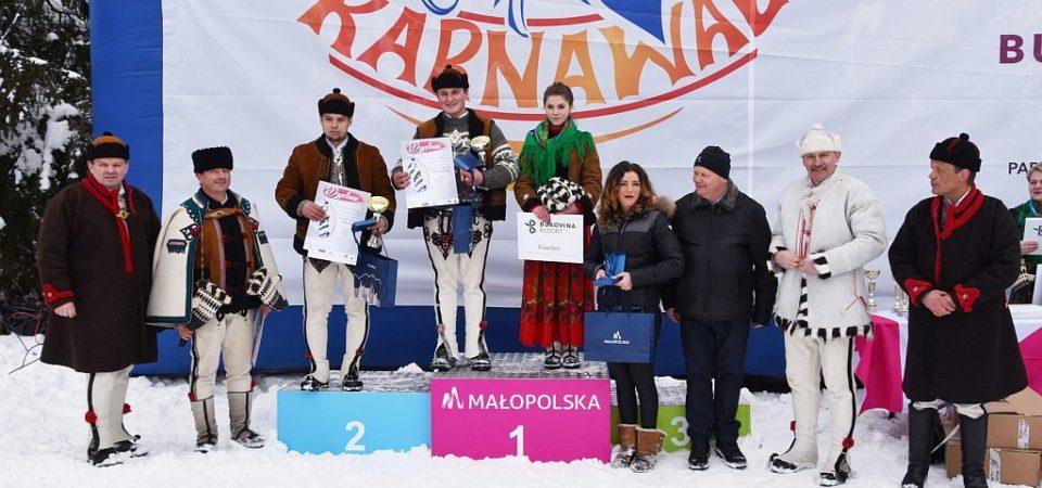 46. Góralski Karnawał: Wyniki Parady Gazdowskiej i Kumoterek